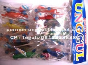 Permen Mainan Tamiya