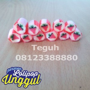 Strawberry Roll Candy Unggul