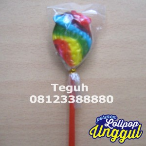 Permen Lolliypop Strawberry