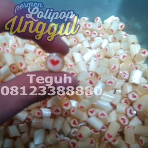 White love roll candy unggul