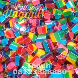 Pelangi Roll Candy Unggul