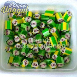 Idul Fitri Rock Candy